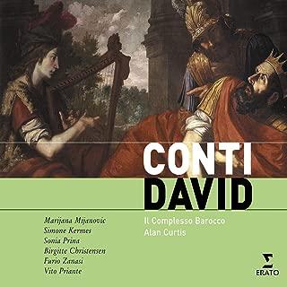 David, azione sacra, Parte Seconda: Aria (David) 'Dì al mio Re che per lui sono senza colpa'
