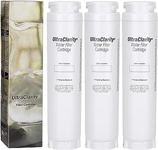 Bosch 9000194412 Ultra Clarity Refrigerator Water Filter BORPLFTR10, RA450010 (3 Pack)