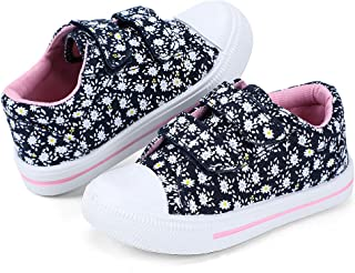 Toddler Boys & Girls Shoes Kids Canvas Sneakers