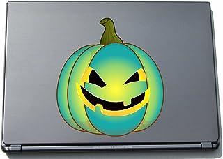 Naklejka na laptopa - dynia 11 - pumpkin - laptop skin - 210 x 190 mm naklejka