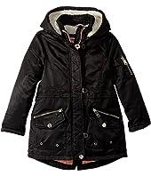 Lupita Poly-Twill Anorak Jacket (Little Kids/Big Kids)