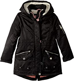 Lupita Poly-Twill Anorak Jacket (Little Kids/Big Kids)