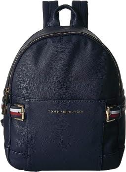 Meriden Pebble PVC Backpack
