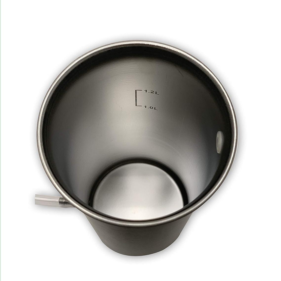 304 Stainless Steel Bucket Enema