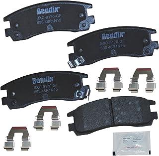 Bendix CFC698 Premium Copper Free Ceramic Brake Pad