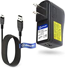 T-Power Car Adapter Compatible with 3 Feet Cable 3 Ft Cable Compatible with Uniden BC125AT BC75XLT BC-125AT BC-75XLT Bearcat Handheld Scanner Charger Power Supply