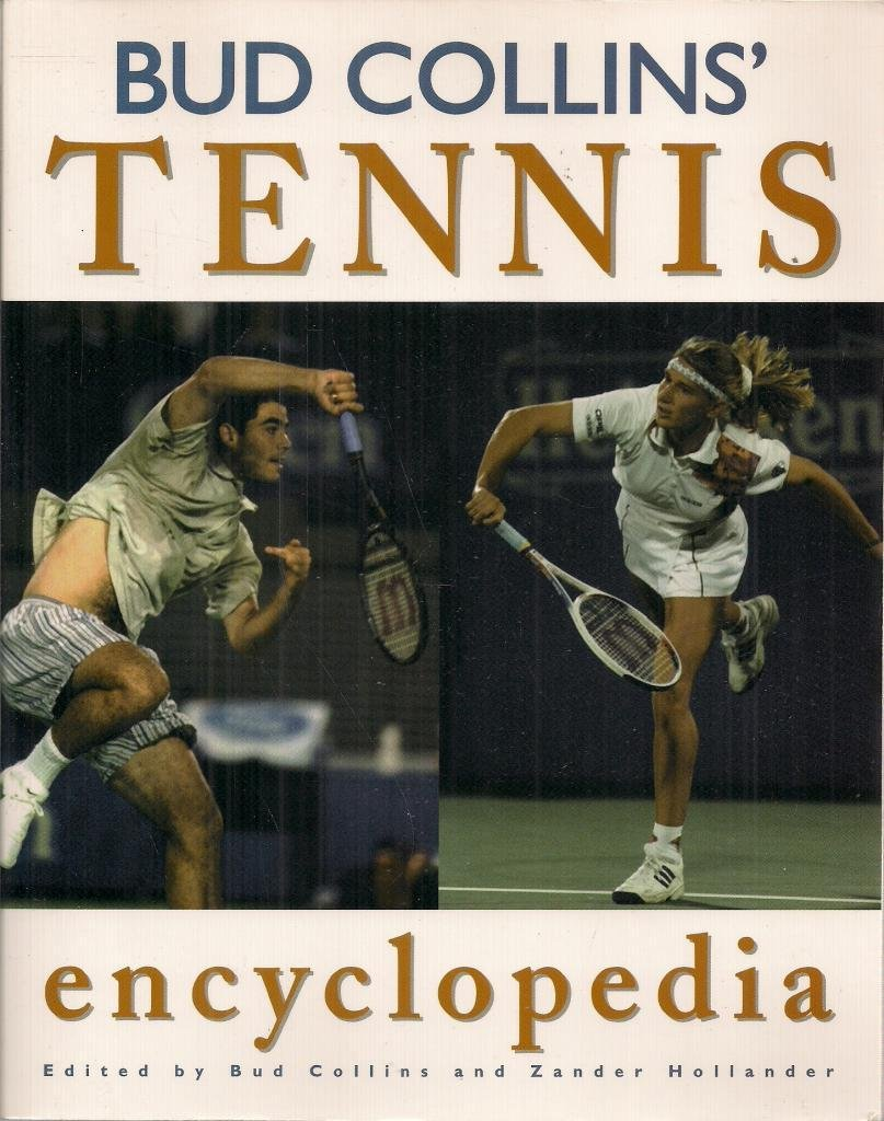 Image OfBud Collins' Tennis Encyclopedia