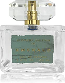 Element Edition Women's Perfume Spray - Emerald, 3.4 oz 100 ml - Calming and Relaxing Fragrance with a Blending of Mandarin, Orchid, and Amberwood - Tru Fragrance & Beauty