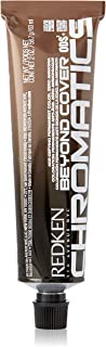Redken Chromatics Beyond Cover Hair Color, 7Cr (7.46) Copper/Red, 63ml