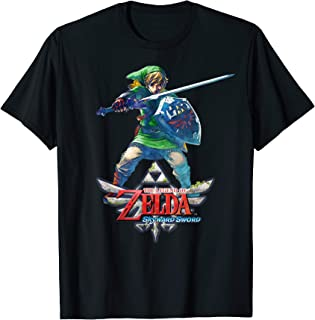 zelda skyward sword t shirt