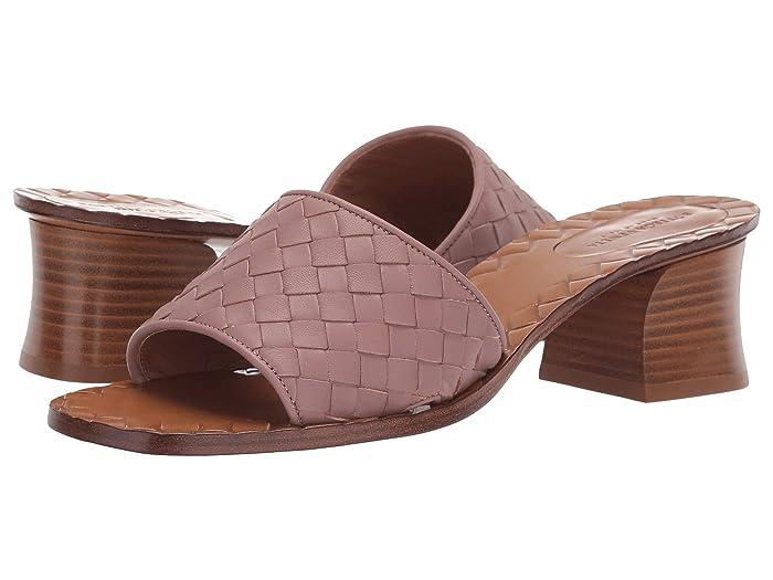 ee4c9236e33aa Intrecciato Heeled Sandal