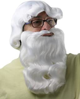 Best yak hair santa wig and beard Reviews