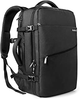 86d3f6c41 Inateck Travel Carry-On Luggage Business Backpack Large Capacity, Flight  Approved Anti-Theft