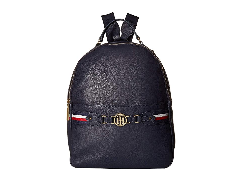 Tommy Hilfiger Brice Backpack (Tommy Navy) Backpack Bags