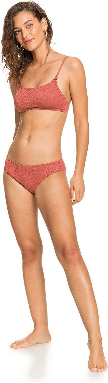 Roxy Women's Standard Wild Babe Bralette Bikini Top