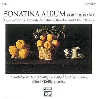 Sonatinen Album CD