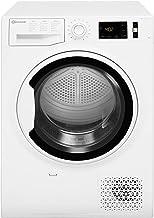Bauknecht T Advance M11 72WK DE Wärmepumpentrockner / 7 kg/ActiveCare-Technologie/Leichte und schnelle Reinigung dank EasyCleaning-Filter/Wolle-Programm/Startzeitvorwahl, 869991562620, Weiss