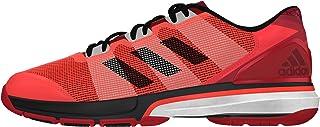 adidas Stabil Boost II - Sneakers Handball for Men, 48, Red