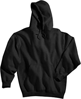 7683589f2bbb Tri Mountain Premium Hooded Cotton Polyester Fleece - 689 Perspective