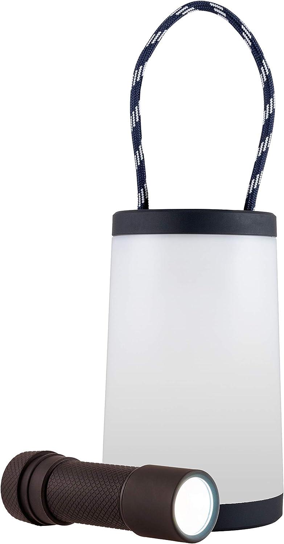 Enbrighten 2 in online shop 1 LED Combo Flashlight Task Max 87% OFF Light Lantern Bat