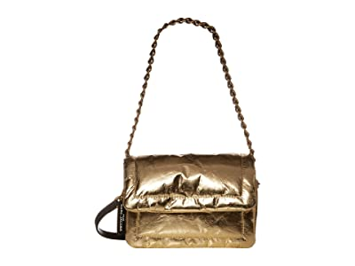 Marc Jacobs Mini Pillow Bag Metallic (Gold) Handbags