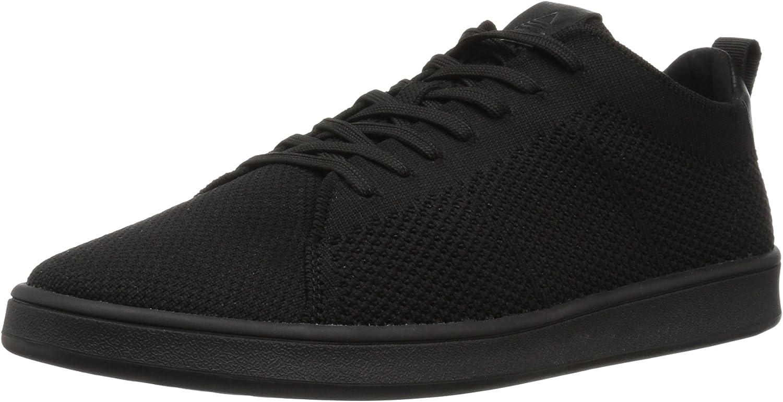 ALDO Men's NEDELEG Sneaker, Black, 11 D US
