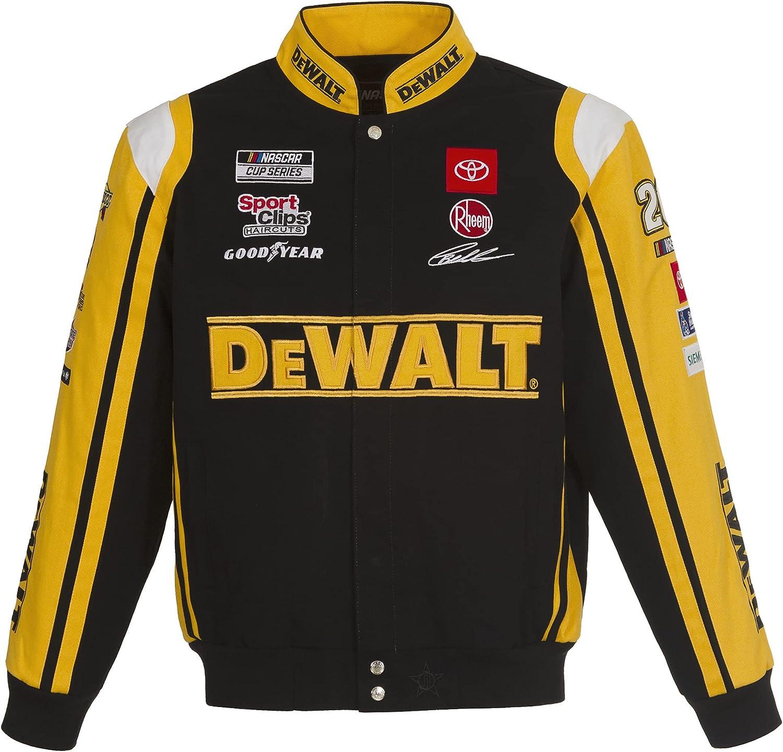 Christopher Bell overseas Cotton Black Jacket Medium Ranking TOP17 Design size JH