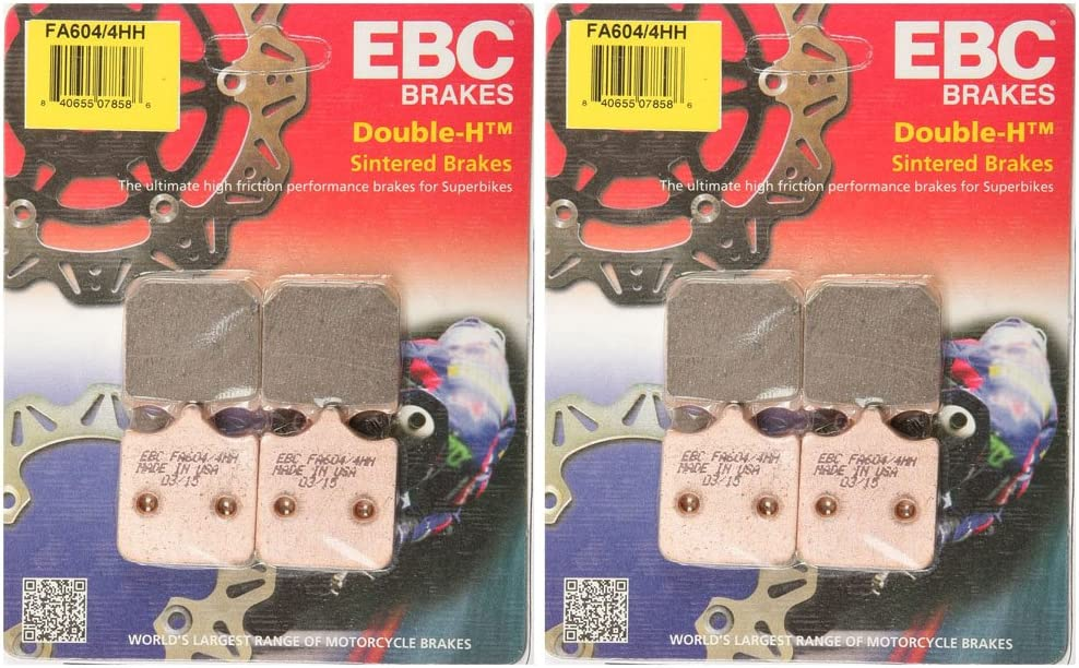 EBC Sintered Double H List price Front Brake BMW Limited price sale Pads 2 2009-2013 S1 Sets