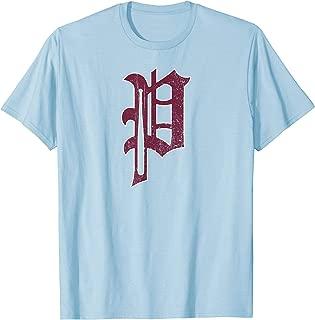Philadelphia Baseball P | Philly Pride Vintage Phillie T-Shirt