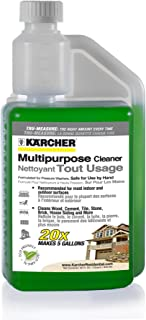Karcher 9.558-145.0 20x Multi Purpose Pressure Washer Detergent Cleaner, 1-Quart