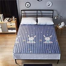 Mattress Single Double Bed Mat Tatami Mattress Multi-Size Anti-Skid Mattress Student Dormitory Bed Mat,D,150 * 200cm/59 * ...