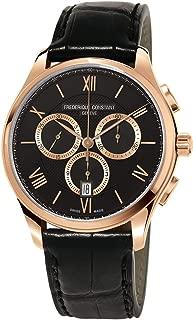 Frederique Constant Classics Chronograph Black Dial Men's Watch FC-292MBG5B4