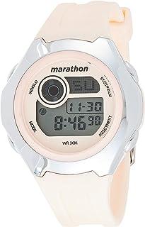 Timex Women's Marathon® من Timex Digital 39mm TW5M32700