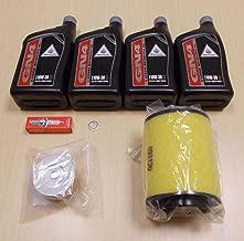 New 2009-2014 Honda TRX 420 TRX420FA IRS Rancher ATV Complete Service Tune-up Kit