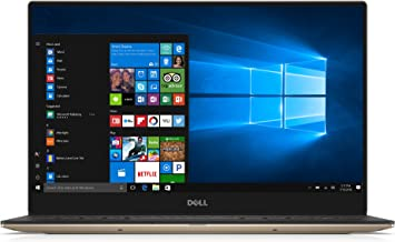 Dell XPS Thin and Light Laptop - 13.3