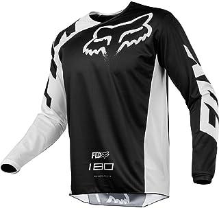 b5cb3a598 Fox Racing 180 Race Men s Off-Road Motorcycle Jersey - Black   3X-Large