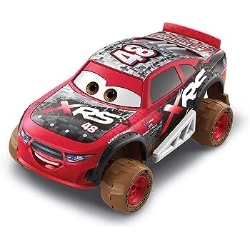 Disney Cars GFP50 - XRS Xtreme Racing Serie Schlammrennen Die-Cast Spielzeugauto Revoling, Spielzeug ab 3 Jahren
