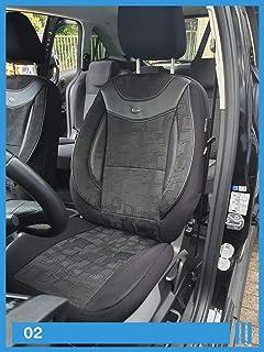 5902311267712 Mossa Elegance E1 Cucito su Misura - Set coprisedili Auto