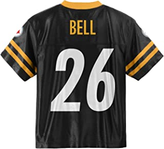 Outerstuff Le'Veon Bell Pittsburgh Steelers #26 Black Youth Home Player Jersey
