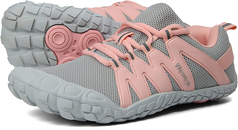 Women's Cross Training Shoe Minimalist Trail Running Barefoot Shoes Wide Toe Box