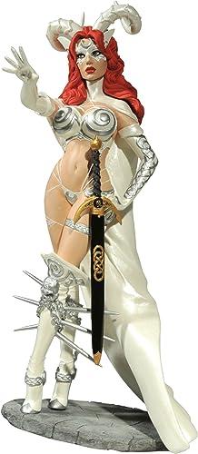Femme Fatales - Weiß Tarot PVC Statue 23 cm