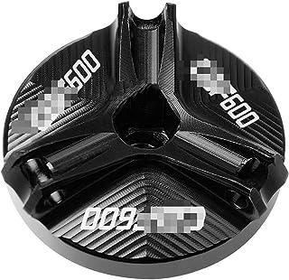 WEIDUBAIHUO Motorfiets Motor Oil Cup Plug Olievulkap Plug Voor CBF 600 SA CBF600 CBF600SA 2006 2007 2008 2009 2010 2011 20...
