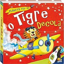 Planeta pop-up: O tigre decola