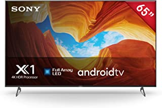 """TV Sony 65"""" 4K UHD Android TV LED 65X900H ( 2020 )"""