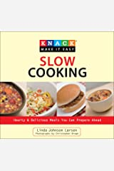 Knack Slow Cooking: Hearty & Delicious Meals You Can Prepare Ahead (Knack: Make It Easy) Kindle Edition