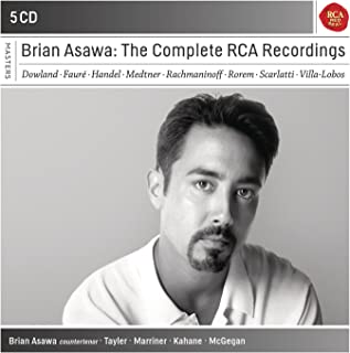 Brian Asawa - The Complete Rca Recor Dings
