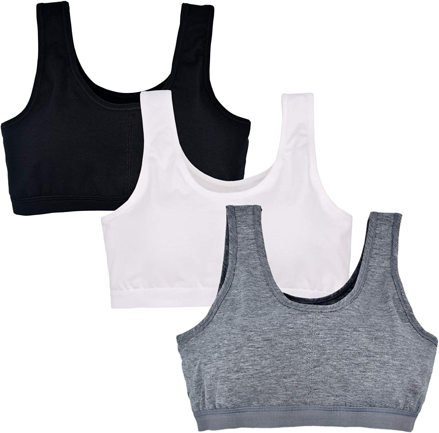 VeaRin Girls Bras 10-12 14-16 Cami New item Padded Popular shop is the lowest price challenge Training