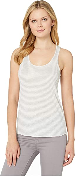 Eco-Stripe Meegs Racer Tank