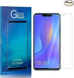 NBKASE Protector Pantalla para Huawei Nova 3I, Alta Definicion Protector Cristal Templado Huawei Nova 3I, Anti-burbujas, Anti-arañazos, 1 Piezas: Amazon.es: Bebé
