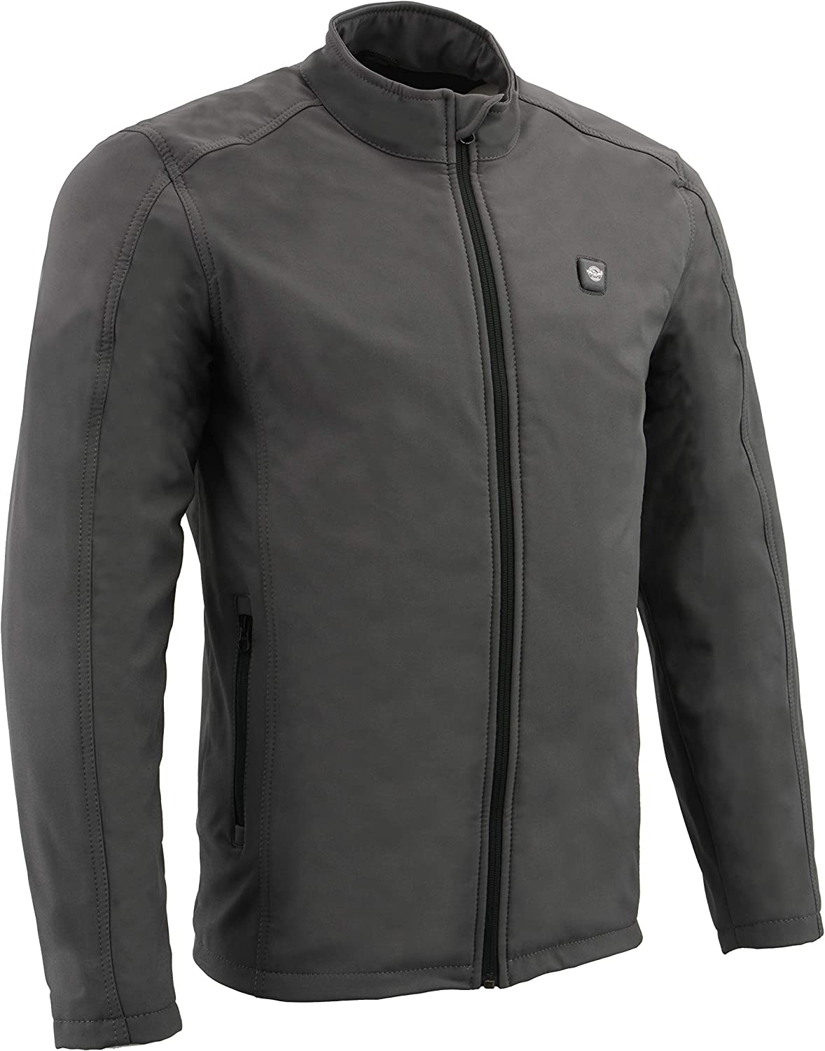 Milwaukee Online limited product Leather Men's Heated Soft Jacket-Battery In Pack Shell low-pricing